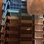 限自取 全台灣最低價 二手 物流箱 搬家 整理箱 載物 烏龜車 尺寸 自取 285元 咖啡色 雜物 貨運 公司 便利商店