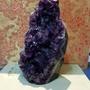高檔烏拉圭紫水晶片