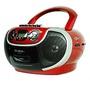 CORAL CD-7700 多功能手提音響 喇叭 AM/FM收錄音機 卡帶 CD USB SD卡