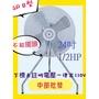 ※免運費※『中部批發』24吋 1/2HP B型工業扇 工業扇 工業立扇  電風扇 大型工業扇 強力型電風扇 (台灣製造)