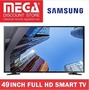 SAMSUNG UA49J5250 49INCH FULL HD SMART LED TV / 3 YEARS WARRANTY