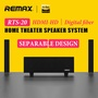 REMAX RTS-10|RTS-20 Bluetooth Soundbar Speaker Home theater For Xiaomi TV Tablet Ipad