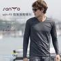 SANTO 微氣候輕暖衫(星空深灰)-WF10-DG