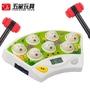兒童電動青蛙經典打地鼠敲打玩具益智遊戲機大號3-6歲 名創家居館
