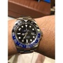Rolex 116710BLNR 藍黑圈 勞力士