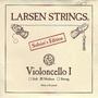 【【蘋果樂器】】No.662 全新丹麥 LARSEN(solo) A,D弦+SPIROCORE G,C弦,大提琴弦,特價