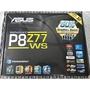 【含稅全新盒裝】ASUS 華碩 P8Z77 WS Z77晶片 DDR3 U3 S3 TX 工作站主機板 保三個月