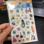 探險活寶貼紙