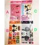 預購)228前到貨~日本帶回~迪士尼米老鼠米奇粉紅公主剪影2WAY兩用防水口罩小朋友收納口罩袋、口罩專用袋