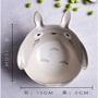 TOTORO龍貓碗 陶瓷碗餐具手繪碗盤杓 可愛卡通日式