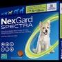寵物保健  除蚤加心絲蟲 中型犬7.5-15公斤