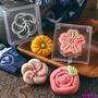 【最夯】象本原創日式3D和菓子模和果子家用冰皮月餅綠豆糕立體模具糕點做BY潮時尚