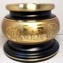 👍大佛軒👍5.5寸 6吋 材質銅 聚寶盆神明爐(9000元)