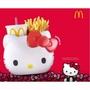 ~泰國連線~保證正品 泰國麥當勞Hello Kitty 置物籃