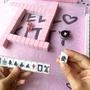 ✟hello kitty迷你小號麻將 小型便攜式旅行宿舍戶外卡通粉色麻將牌
