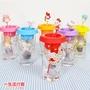 《限量年節99》7-11集點 Hello Kitty 三麗鷗 正版 360ml 盆栽玻璃杯 立體公仔 B05841