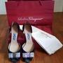 Salvatore Ferragamo Belinda High Heel Shoes