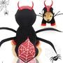 蜘蛛甲殼蟲變身裝狗狗衣服貓咪寵物秋冬小中型犬用品