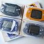 復古童年懷舊原裝換殼任天堂GAMEBOY GBA游戲機彩色掌上高亮GBASP