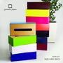 """大和工業藝術禮品! 紙巾盒顯示""""方盒子""""YK09-02103P01Mar15 Gute Gouter"""