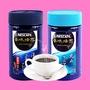 雀巢香味焙煎速溶咖啡 日本進口沖飲咖啡粉圓潤深煎罐裝65g/瓶