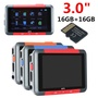 32 GB MP3 MP4 MP5 Player Video Music Player 3.0 Inch Support FM TF Card With Headphone