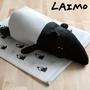 中貘 馬來貘 LAIMO 趴趴貘 35公分 絨毛玩偶 娃娃 抱枕 午安枕 Cherng (附防塵套)