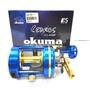 《永康東區釣具》鼓式捲線器 OKUMA 喜多志 CJ400