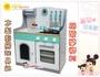 麗嬰兒童玩具館~kikimmy-格陵蘭鄉村木製廚房玩具組(附配件9件)