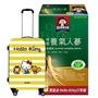 (限量優惠)桂格養氣人蔘(有糖)60ml*90瓶+ LINE Friend 20吋行李箱