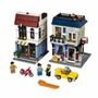 LEGO 樂高 Creator Bike Shop and Cafe 31026 Building Toy