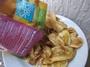 非常脆牌 原味香蕉脆片,香蕉餅乾菲律賓長灘島原裝進口crispy banana chips香蕉片 也有7D芒果乾,椰子油