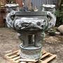 「石夫的家」石雕天公爐石爐香爐