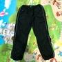黑色防風褲