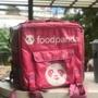 Foodpanda 熊貓 大箱 保溫箱 保溫袋