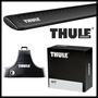 沒有THULE suri BMW X1(E84)屋頂軌道的10~屋頂履歷裝設1種分安排TH754+TH7114B+TH1602安排 Tire1ban