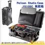 派力肯 Pelican 1510SC 含輪座 上蓋電腦包 + 下層隔板組 登機箱 氣密箱 塘鵝 防水盒 運輸箱 Studio Case 公司貨 1510