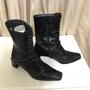 二手短靴 真皮 尺寸39 版型偏小