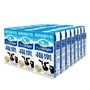 【福樂】高鈣低脂口味保久乳 200ml*24入(早餐推薦)