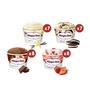 【Haagen-Dazs 哈根達斯】不同凡享經典迷你杯75ml團購30入組(香草/草莓/淇淋巧酥/巧克力)