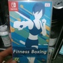Nintendo Switch NS   健身拳擊,有氧拳擊