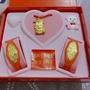 純金9999彌月禮盒 金重2分0.2錢 彌月金飾