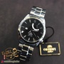 ]錶子$行頭[ ORIENT東方 格紋面盤40小時動力機械腕錶-鋼帶/黑面銀 ( CFD0E001B0 )