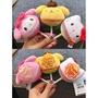 三麗鷗 棒棒糖 珠鏈 吊飾 Kitty 美樂蒂 布丁狗 日本代購