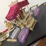 廟會模型 棚轎 神轎(屋頂可以蓬蓬