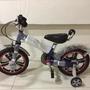 (限時優惠)英國Mini Cooper兒童腳踏車14吋-閃電藍