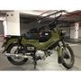 Honda cc110 軍綠