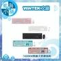 WiNTEK文鎧 1600KM無線天使鍵盤滑鼠 鍵鼠組 (白/粉/黑/黑藍/藍 五色任選)