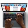 ✿Myrang 觸摸酒吧透明膠片保護皮膚貼紙的MacBook Pro的13/15 A1706 A1707