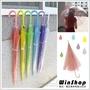 A1422 (無法超取) 輕便果凍傘/日韓流行透明傘自動傘雨傘透明傘學生輕便傘廣告傘